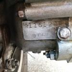 Numero motore